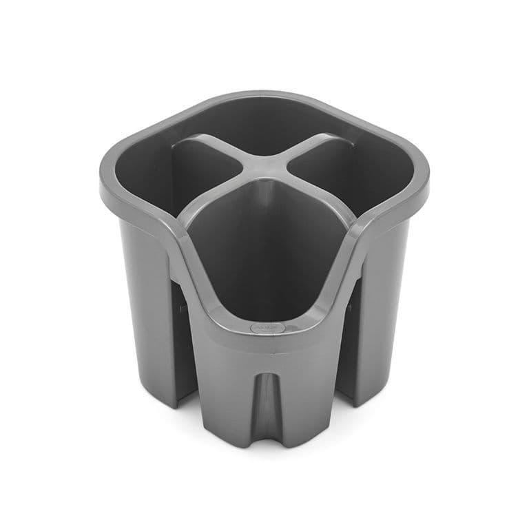 Addis Cutlery Drainer - Metallic